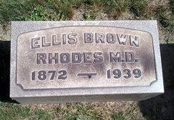 Dr Ellis Brown Rhodes