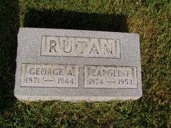 Caroline <i>Wilcox</i> Rutan