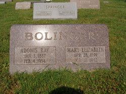 Mary Elizabeth Bolinger