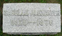 Isabelle Alexander