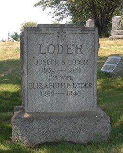 Elizabeth B Loder