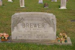 Leucinda E. <i>Marley</i> Brewer