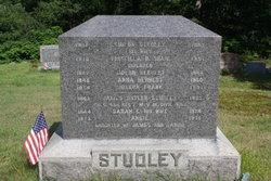 Priscilla Beal <i>Shaw</i> Studley