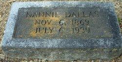 Nannie P. <i>Buster</i> Dallas