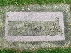 Vellavieve <i>Bushman</i> Blanton