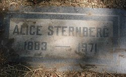 Alice Sternberg