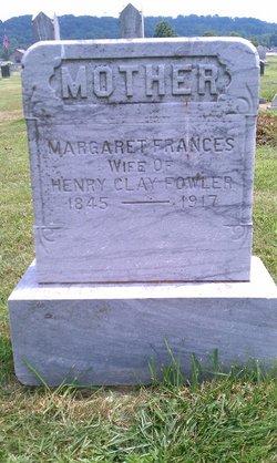 Margaret Francis <i>Casey</i> Fowler