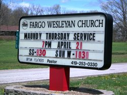 Fargo Methodist Episcopal Cemetery