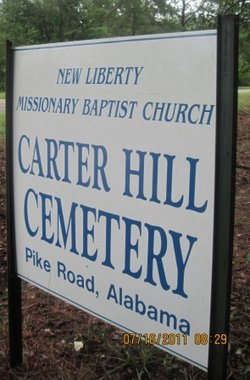 Carter Hill Cemetery