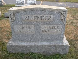 Alfred F. Allender