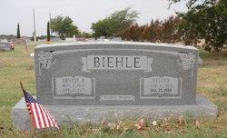 Ernest Reinhold Biehle