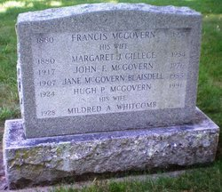 Jane A. <i>McGovern</i> Blaisdell