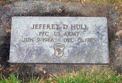 Jeffrey D Hull