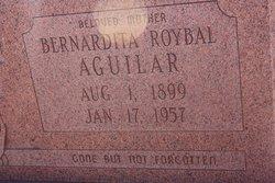 Bernardita Roybal Aguilar
