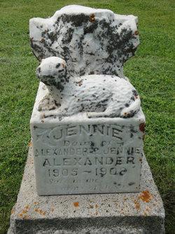 Jennie Alexander