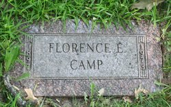 Florence Ethel <i>Cruzan</i> Camp
