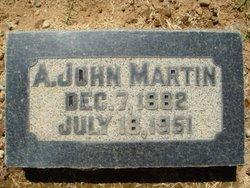 Angelo John Martino Martin