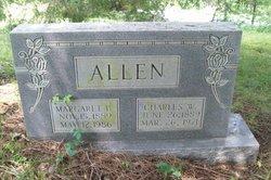 Margaret <i>Boone</i> Allen