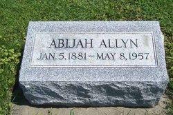 Abijah Allyn