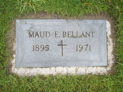 Maud Esther <i>Pettis</i> Bellant