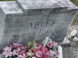 William B Ables