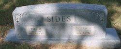 Stella A. <i>McCoy</i> Sides
