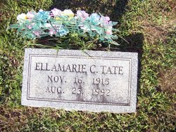 Ella Marie <i>Caple</i> Tate