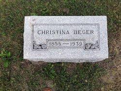 Christina <i>Rheingans</i> Beger