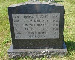 Agnes Bridget <i>McDonough</i> Deary
