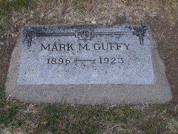 Mark Mitchell Guffy, Sr