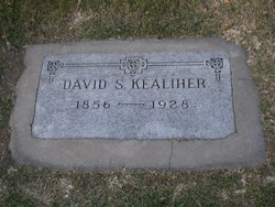 David Stewart Kealiher