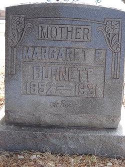 Margaret Ellen <i>Peach</i> Burnett