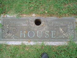 Isabel <i>Allison</i> House