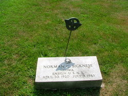 Ens Norman C, Bicknese