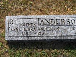 Anna Hurka Anderson