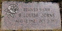 Birdie Louise <i>Hancock</i> Jorns