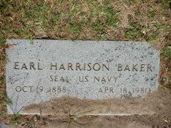 Earl Harrison Baker