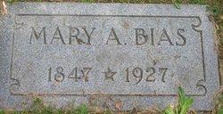 Mary Angelina <i>Barker</i> Bias
