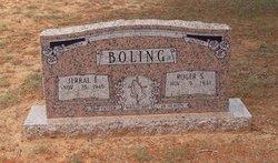 Jerral Elaine <i>Crumley</i> Boling