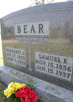 Margaret Jane <i>Kirkland</i> Bear
