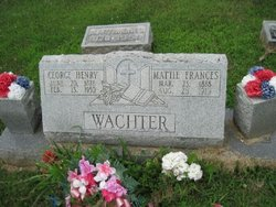 George Henry Wachter
