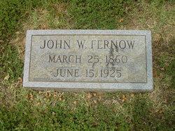 John W Fernow
