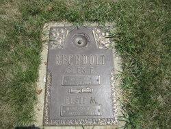 Glen Edward Bechdolt