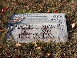 Maggie <i>Grisham</i> Adams
