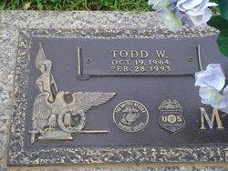 Todd Wayne McKeehan