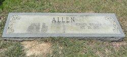Vollie Ed Allen
