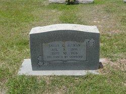 Sallie <i>Grainger</i> Altman