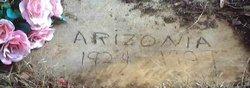 Arizonia Unknown