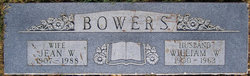 Jean W Bowers