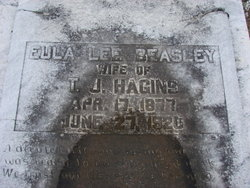 Eula Lee <i>Beasley</i> Hagins